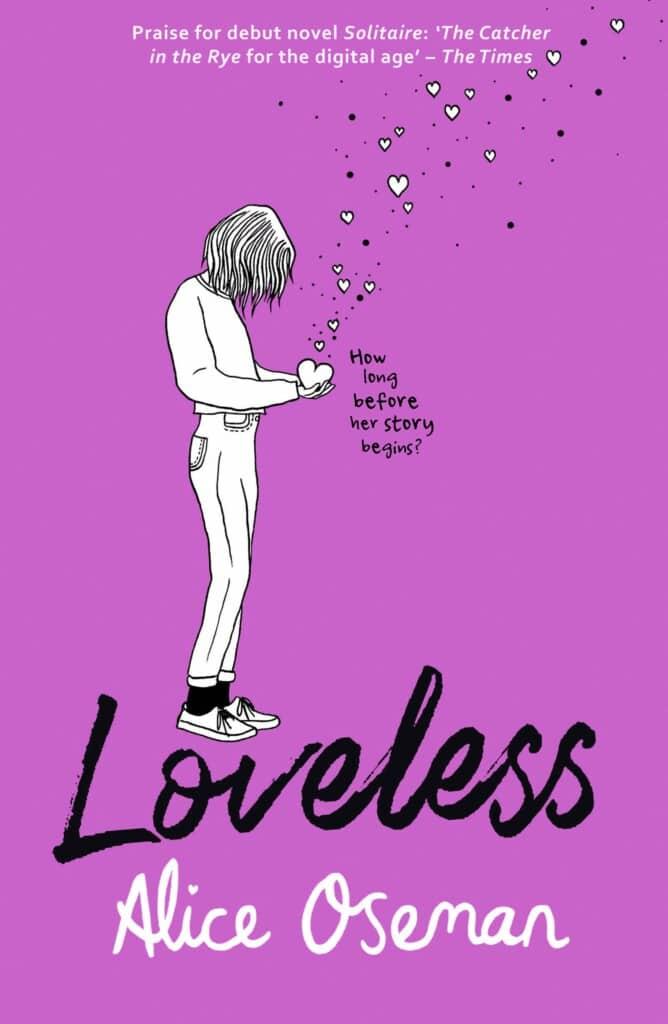 asexual media book loveless